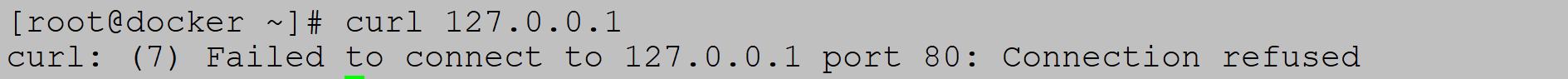 Docker network host