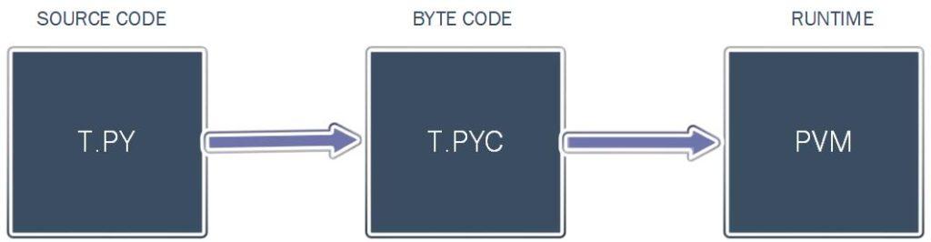 Python runtime execution