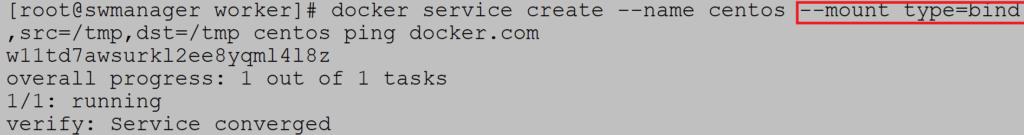 Docker swarm